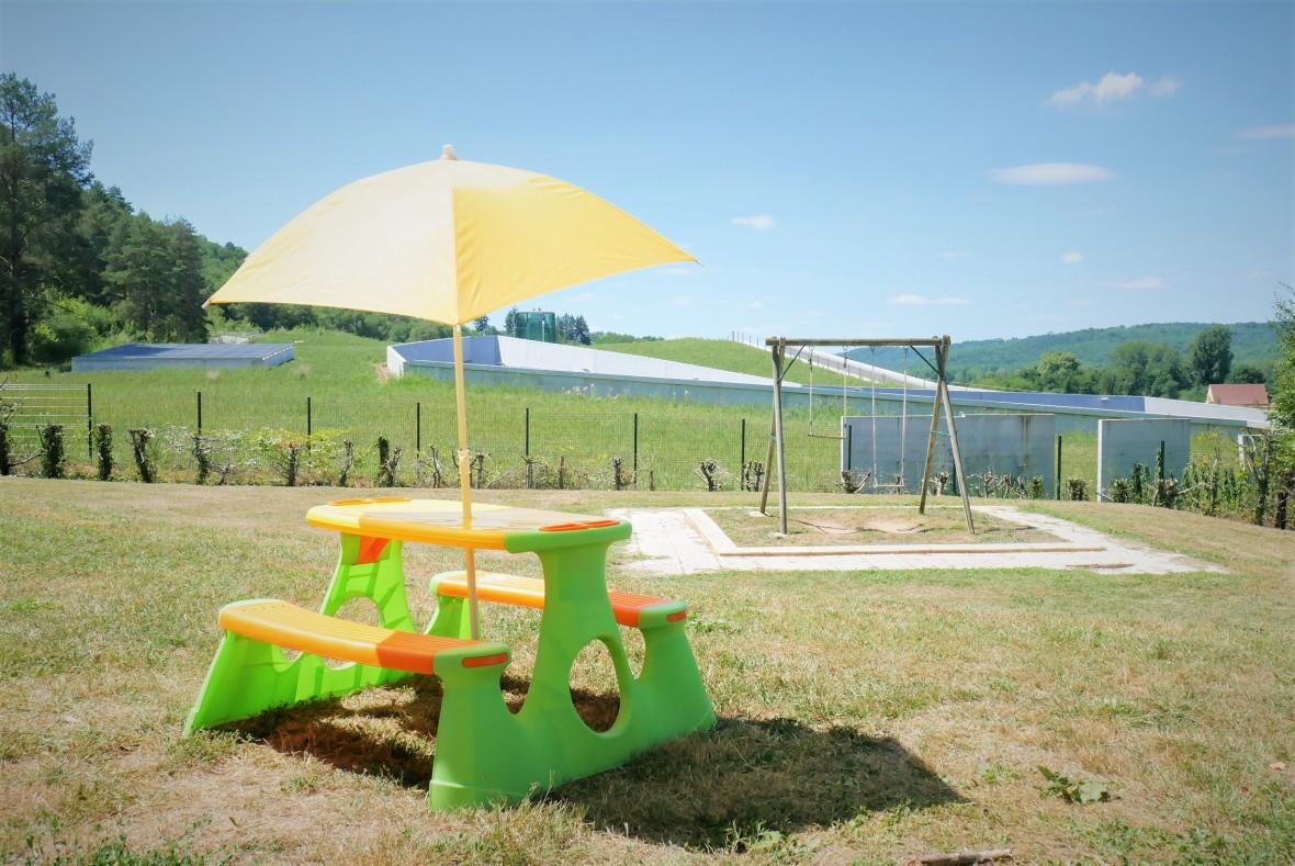 Jeux enfant les terrasses de lascaux restaurant montignac